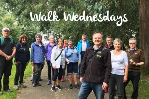 Walk Wednesdays