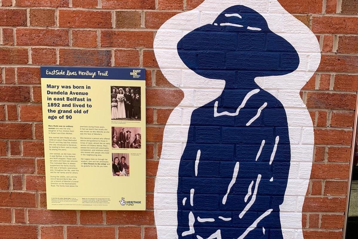 EastSide Lives Heritage Trail