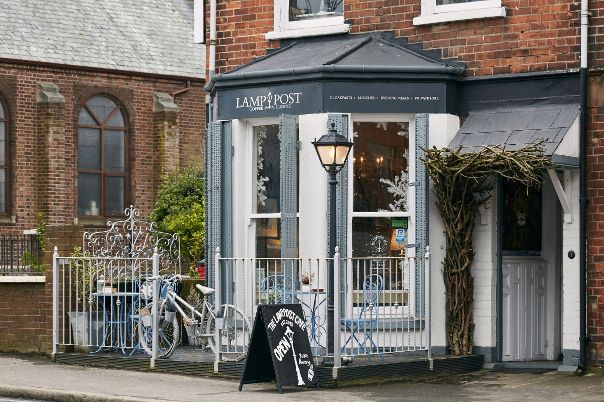 The Lamppost Cafe East Belfast
